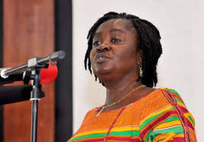 Prof Jane Naana Opoku Agyemang