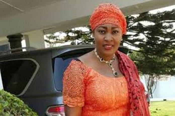 Deputy CEO of MASLOC, Abibata Shnani Mahama Zakaria