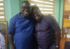 From left: late Sir John and Obour