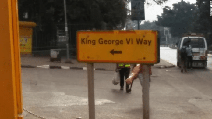 From Uganda to Nigeria, activists are calling on their governments to remove colonialists names from streets