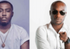 File Photo: From left: Kontihene and Kwabena Kwabena