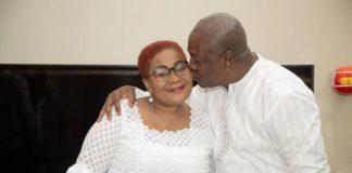 Mahama and Lordina