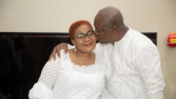 Mahama and Lordina