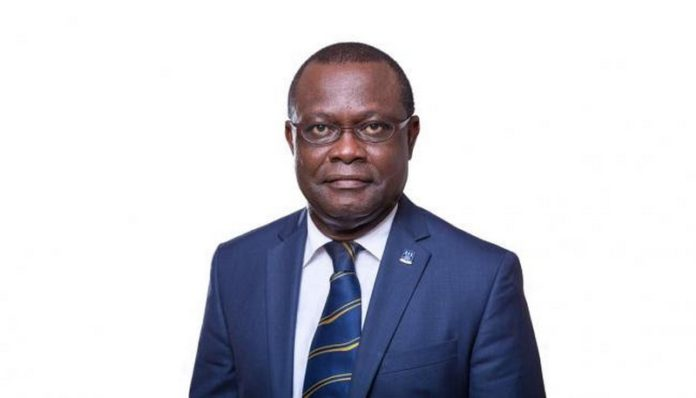 Prof. Ebenezer Oduro Owusu Vice-Chancellor of the University Of Ghana