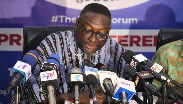 No Political Office Holder Interfered with Mr. Amidu's Work - NPP