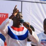 Agya Koo campaigns for NPP