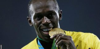 Usain Bolt is widely regarded as one of the greatest athletes of all time