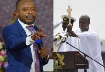 John Mahama and Owusu Bempah