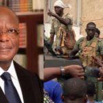 Mali's President Ibrahim Boubacar Keïta