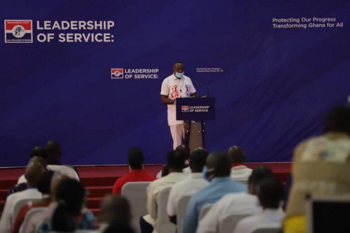 John Boadu NPP manifesto