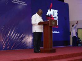 President Akufo-Addo NPP Manifesto