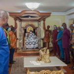 Otumfuo with Kotoko board of directors and new CEO