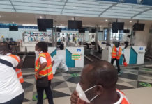 Fumigation Exercise is Terminal 3 ahead of Airport Reopening