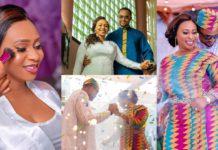 Adwoa Safo and husband
