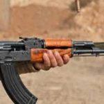 AK-47 gun