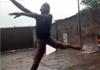 11-year-old Nigerian ballet dancer Anthony Madu