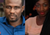 L-R: Mark Okraku Mantey and Josephine Adjei-Tenkorang