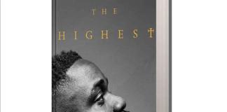 "Sarkodie's book, ""The Highest"""