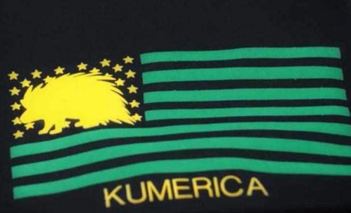 The flag of Kumerica