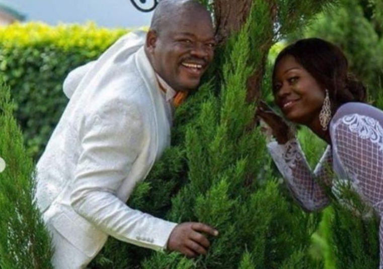 Kwame Dzokoto's private marriage ceremony