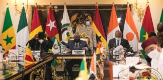 Akufo-Addo at ECOWAS