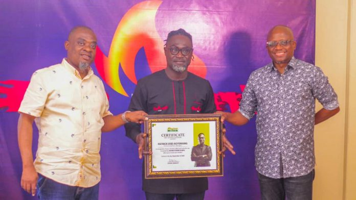 Songo honoured