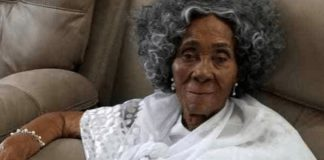 Rawlings mother Victoria Agbotui