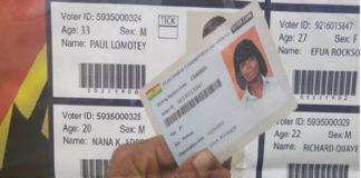 voter register
