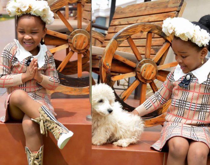 Kwaw Kese's daughter, Docilla Nanahemaa Botwe