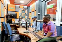 Adom FM and Asempa FM Sports Crew