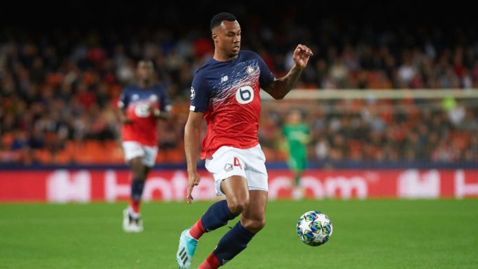 Gabriel joined Lille from Brazilian side Avai in 2017