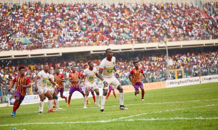 Hearts of Oak v Asante Kotoko