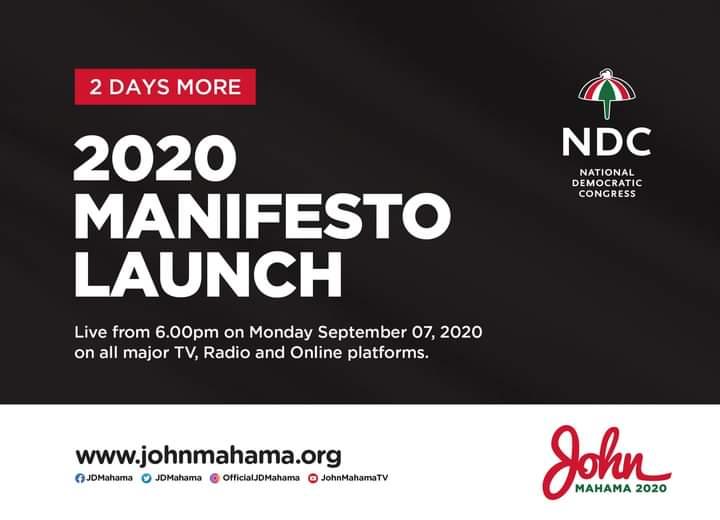NDC Manifesto