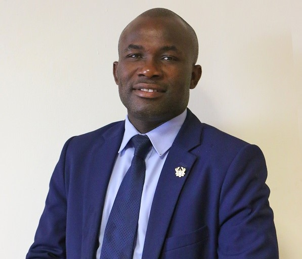 Professor Peter Twumasi, Director General of the National Sports Authority