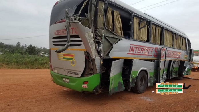 Accra-Kumasi road accident