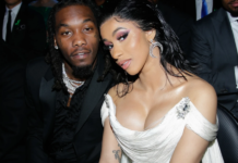 Cardi B and husband Offset