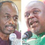 Asiedu Nketia and Koku Anyidoho