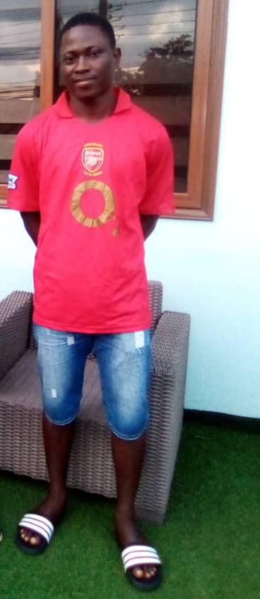 The sad story of then 16-year-old Abdallah who was jailed 25 years over GH¢10 (Watch) 2