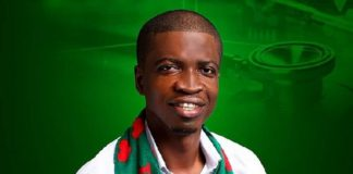 Paul Ofori Amoah is the Agona West NDC Parliamentary Candidate