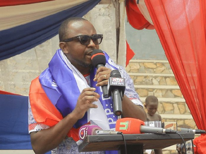Mr. James Korsah Brown contested in the 2020 NPP parliamentary primaries