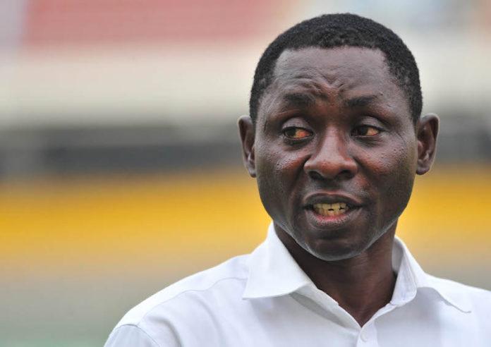 Black Stars deputy coach, David Duncan