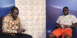 Asamoah Gyan on Adom TV