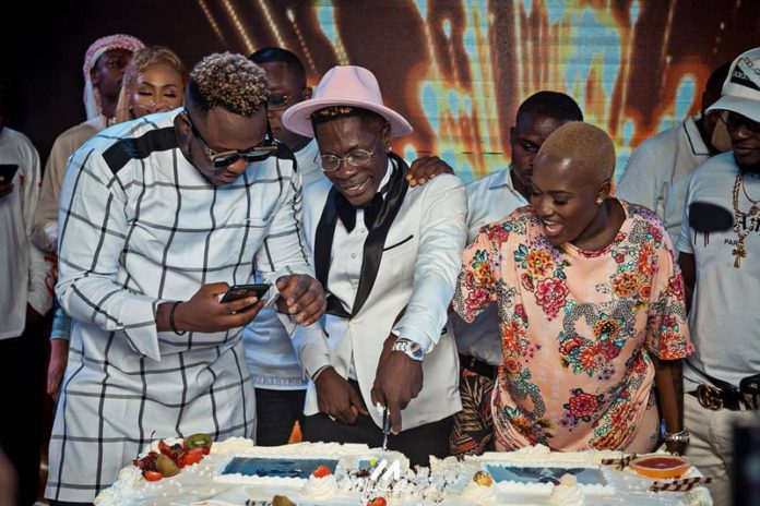 shatta wale birthday