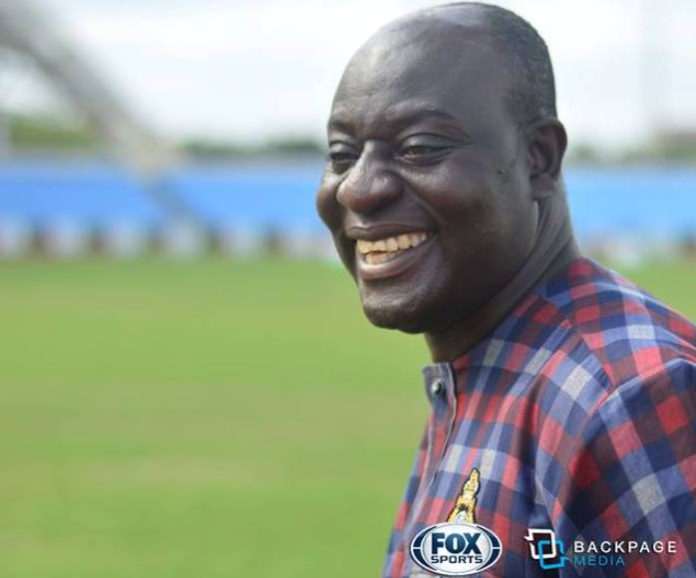 Frank Boahene, CEO of Green Grass Technology