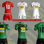 Asante Kotoko STRIKE jerseys