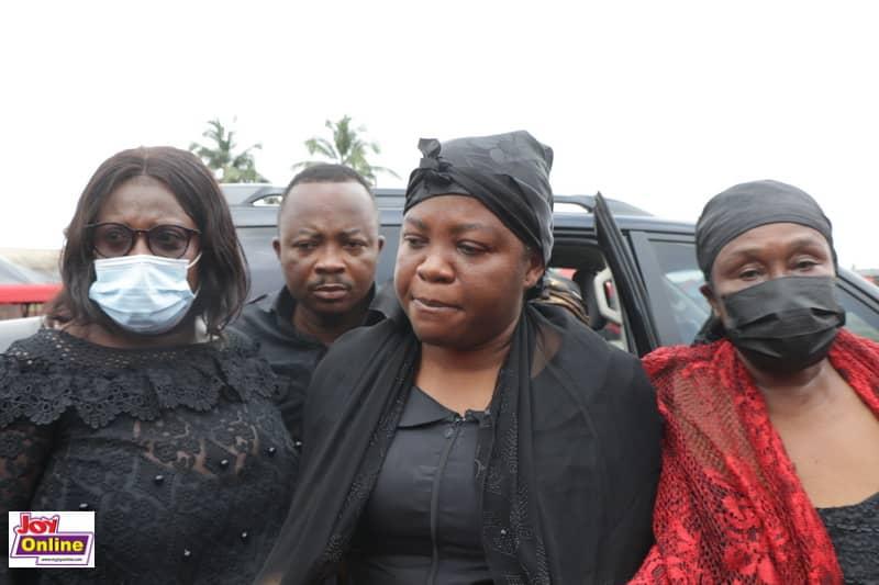 Mfantseman MP one week 3 - First Photos from murdered Mfantseman MP's one-week commemoration
