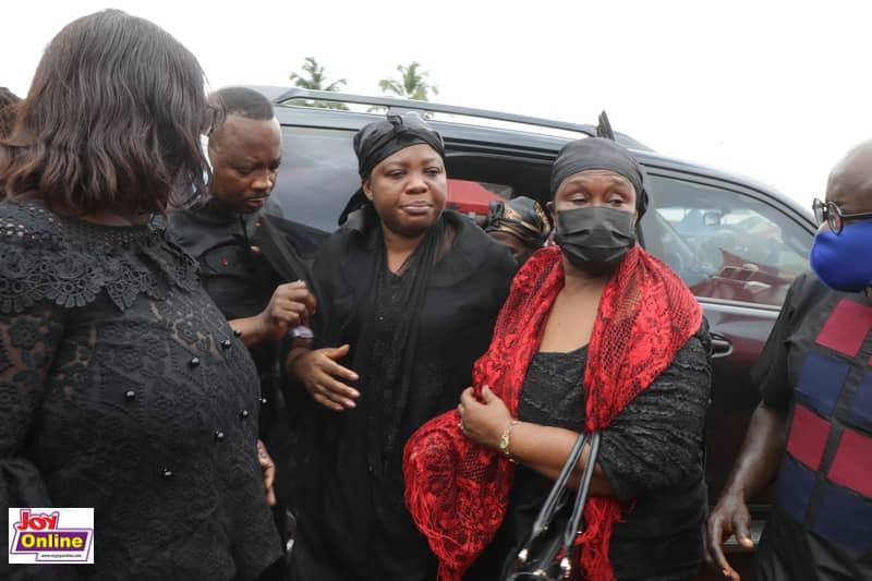 Mfantseman MP one week 4 - First Photos from murdered Mfantseman MP's one-week commemoration
