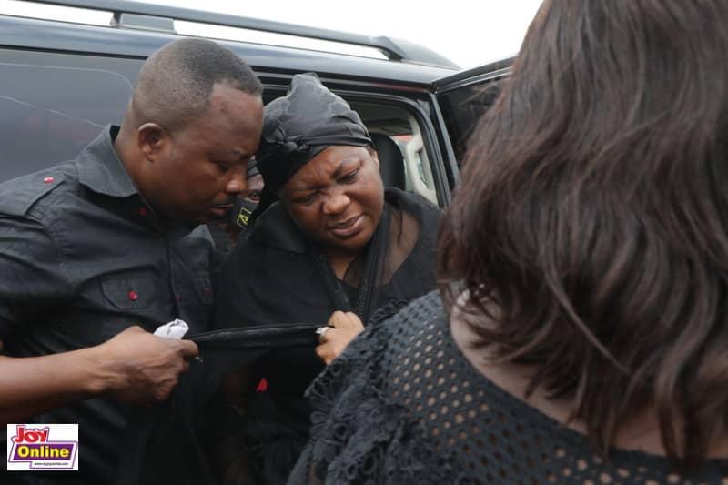 Mfantseman MP one week 5 - First Photos from murdered Mfantseman MP's one-week commemoration