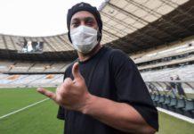 Ronaldinho © Gallo Images