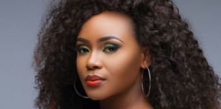 Nollywood actress, Nsikan Isaac
